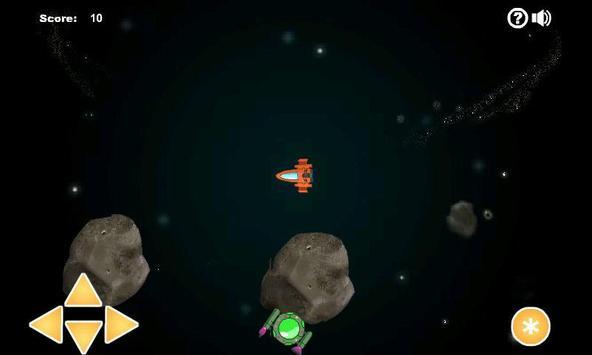 Space Rocks Free apk screenshot