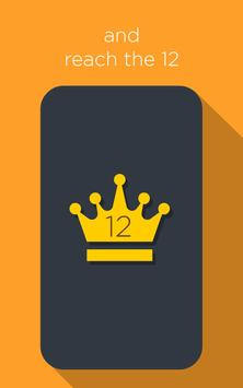 twelve - puzzle game *Free apk screenshot