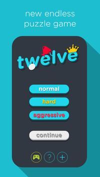 twelve - puzzle game *Free screenshot 1