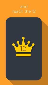 twelve - puzzle game *Free screenshot 4