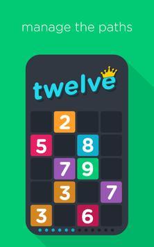 twelve - puzzle game *Free screenshot 8