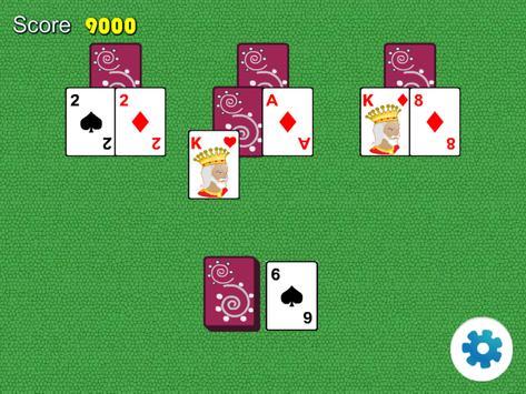 Lucky Solitaire Blitz apk screenshot