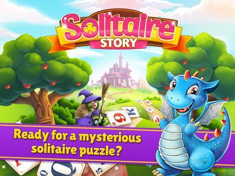 Solitaire Story screenshot 5