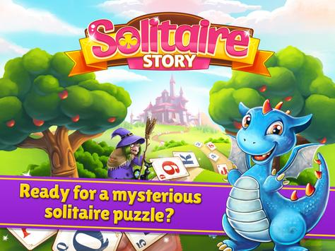 Solitaire Story poster