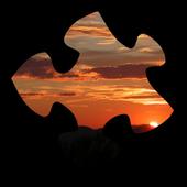 Sunset Jigsaw Puzzle icon