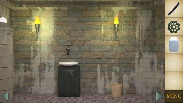 Stone Dungeon Escape screenshot 2
