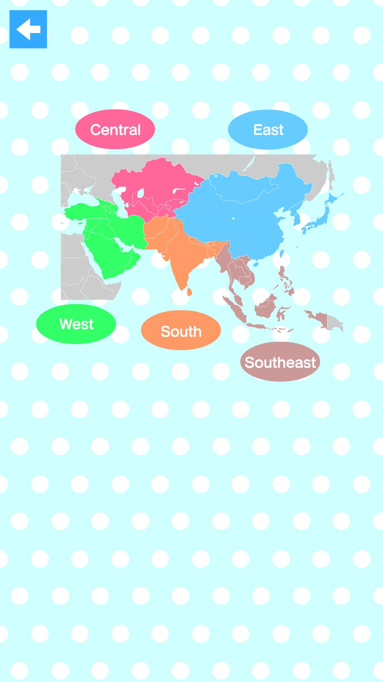 World Countries Map Quiz - Geography Game for Android - APK