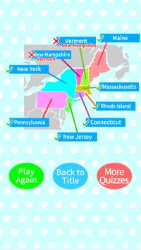 US States & Capitals Map Quiz for Android - APK Download