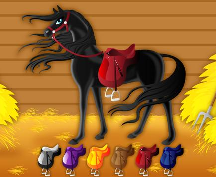 Princess Horse Grooming Salon poster