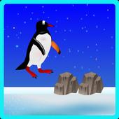 Penguin Run - Jump & Slide icon