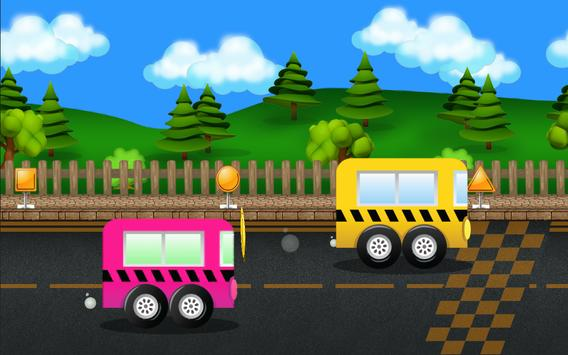 Cars For Kids Free screenshot 11