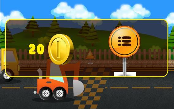 Cars For Kids Free screenshot 9