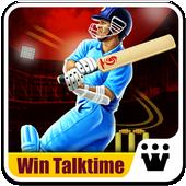 Bat2Win Free Cricket Game icon