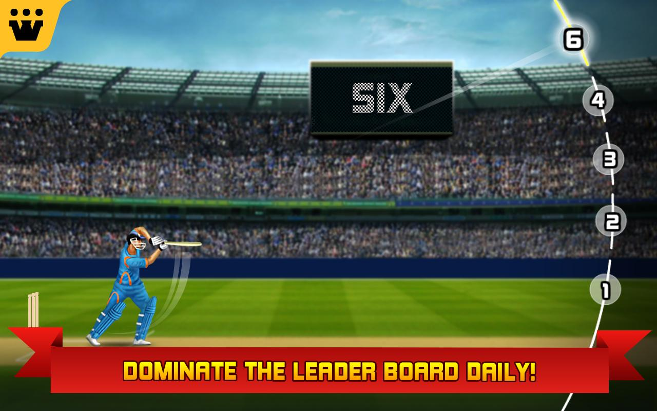 how to play fast bowlers in stick cricket 2