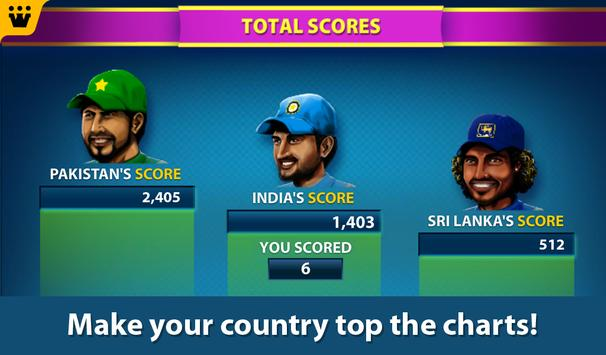Kursi Cricket World Cup screenshot 6