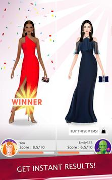 International Fashion Stylist: Model Design Studio apk screenshot