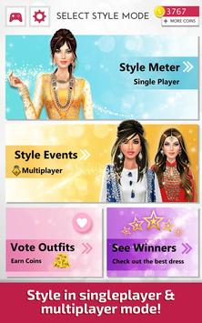 Schermata apk Indian Fashion Stylist