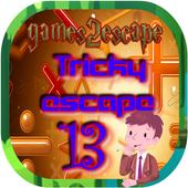 Games2Escape : Tricky Escape Games 13 icon