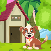 Naughty Dog Rescue Best Escape Game Game-326 icon