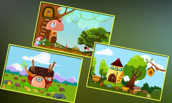 Baby Hyena Rescue Best Escape Game-325 screenshot 1