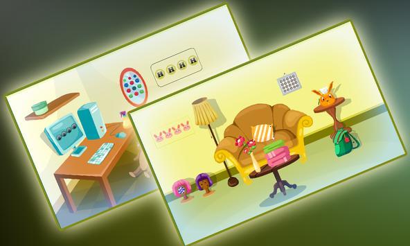Baby Hyena Rescue Best Escape Game-325 screenshot 2