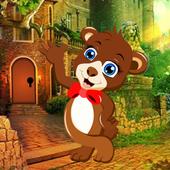 Bear Cub Rescue Best Escape Game-327 icon