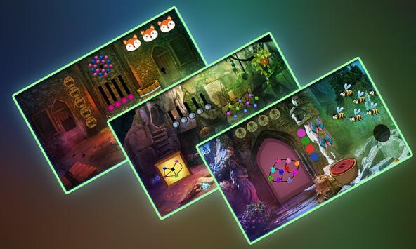 Bear Cub Rescue Best Escape Game-327 screenshot 3