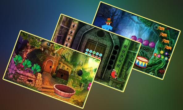 Bear Cub Rescue Best Escape Game-327 screenshot 1