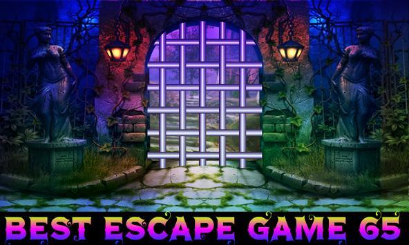 Best Escape 65-Statue Gate poster