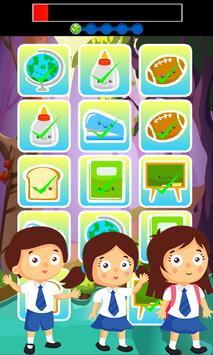 Best Kids App-School Memory Kids Development Game screenshot 8