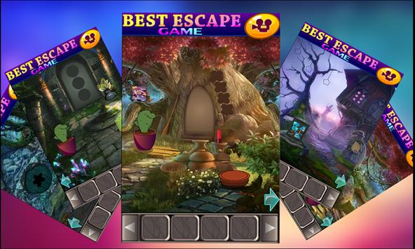 Blue Beast Escape Best Escape Game 192 apk screenshot