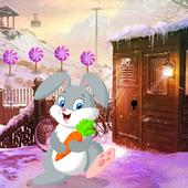 Cute Rabbit Rescue Best Escape Game-330 icon