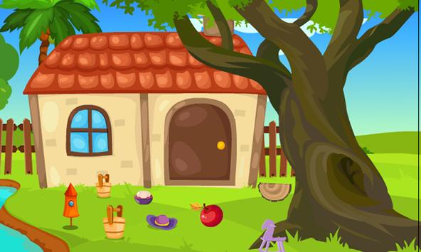 Dog Escape From Green House Best Escape Game-333 screenshot 1