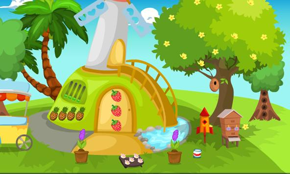 Dog Escape From Green House Best Escape Game-333 screenshot 2