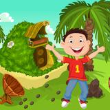 Escape From Grass Hut Best Escape Game-278