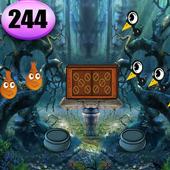 Hunter Boy Rescue Game Best Escape Game 244 icon