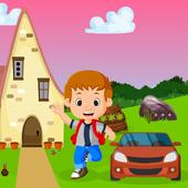 Joyful Boy Rescue Kavi Escape Game-328 icon