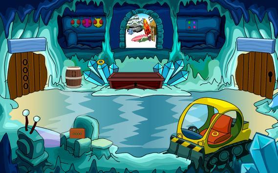Snowy Rabbit Escape poster