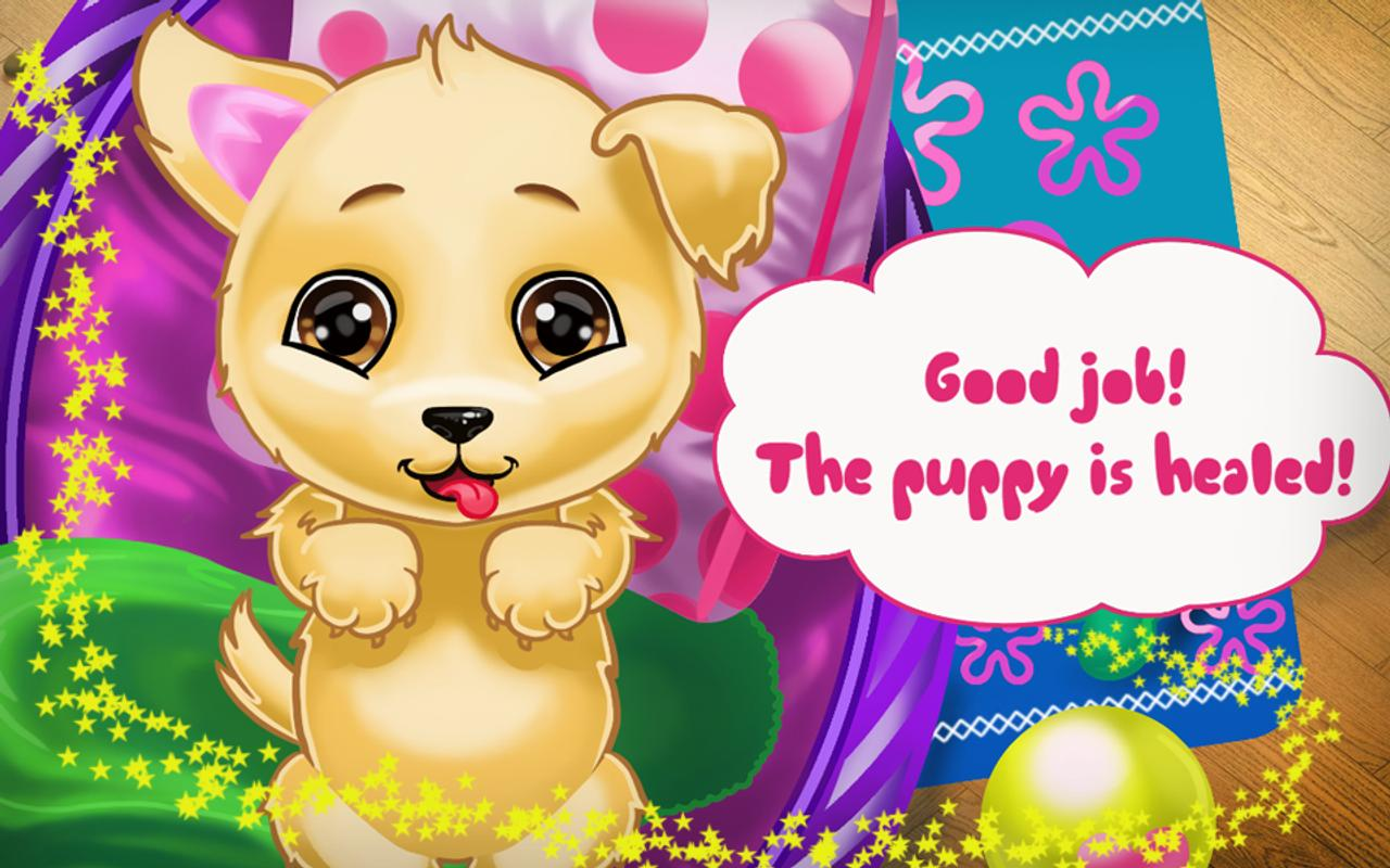 Injured Puppy Doctor Games For Android Apk Download