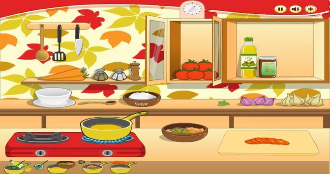 Soup Maker - Cooking Game apk screenshot