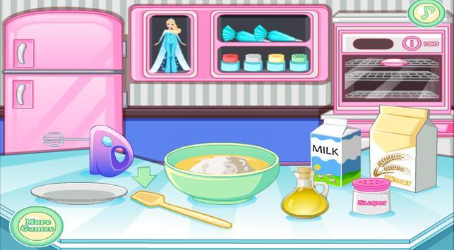 weeding Cake making Game screenshot 1