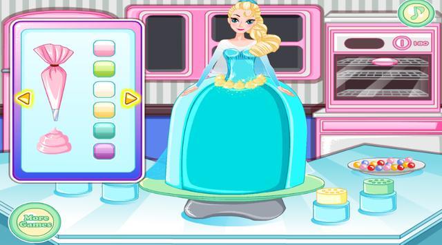 weeding Cake making Game screenshot 8