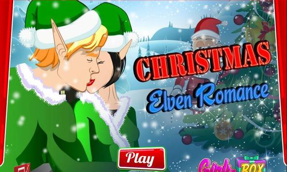Christmas Elves Romance poster
