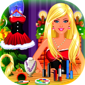 Christmas Fancy Makeover icon