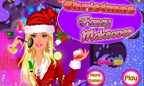 Christmas Fancy Makeover poster