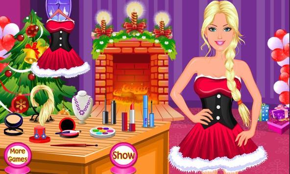 Christmas Fancy Makeover screenshot 2