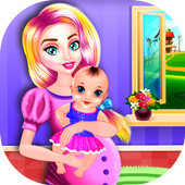 Betty Pretty Newborn Baby icon