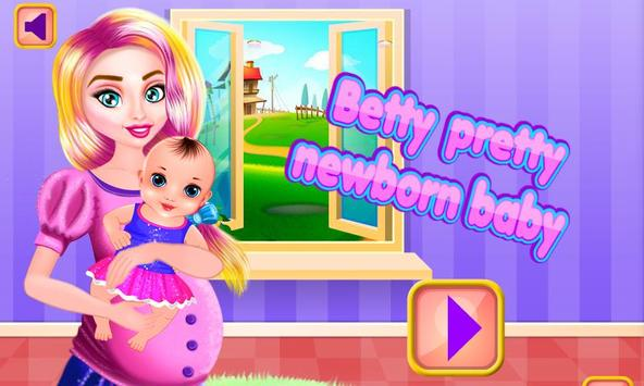 Betty Pretty Newborn Baby screenshot 5