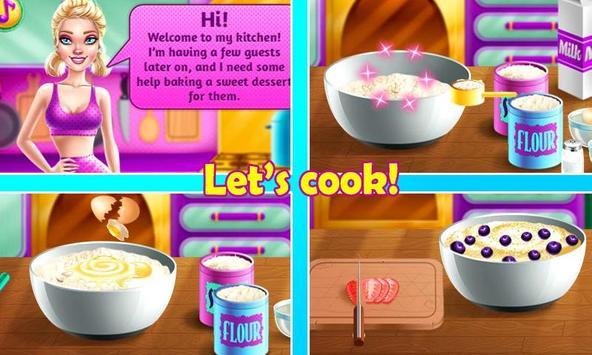 Delicious Fruit Souffle screenshot 2