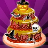 Halloween Cake Decor icon